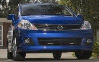 2011 Nissan Versa, Front View, exterior, manufacturer