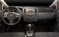 2011 Nissan Versa, Interior View, interior, manufacturer