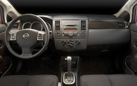 2011 Nissan Versa, Interior View, manufacturer, interior