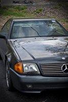 1992 Mercedes-Benz 500-Class 500SL Convertible, 1992 Mercedes-Benz 500-Class 2 Dr 500SL Convertible picture, exterior