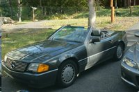 Picture of 1994 Mercedes-Benz SL-Class, exterior, gallery_worthy