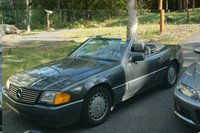 1994 Mercedes-Benz SL-Class Picture Gallery