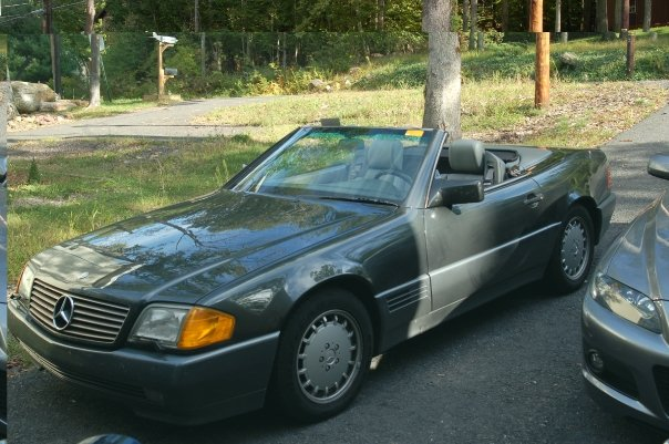 Picture of 1994 Mercedes-Benz SL-Class