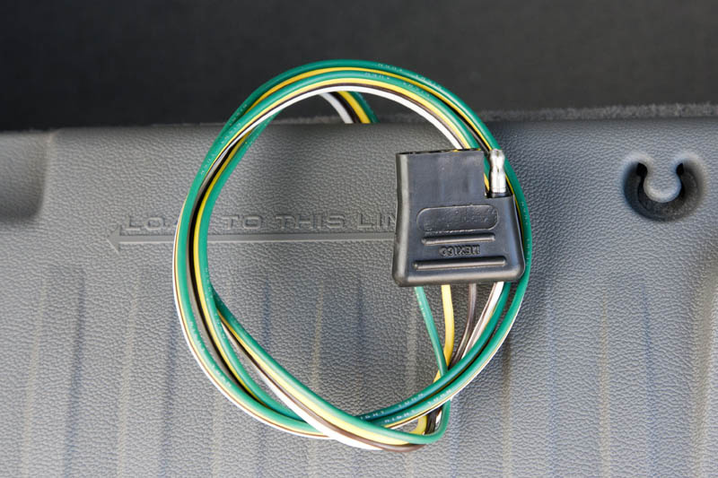 the wiring harness
