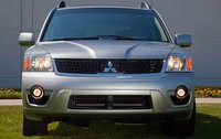 2011 Mitsubishi Endeavor, Front View, exterior, manufacturer