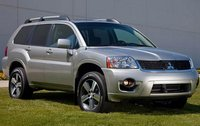 2011 Mitsubishi Endeavor, Front Right Quarter View, manufacturer, exterior