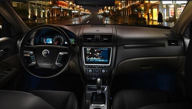 Ford Fusion For Sale >> 2011 Mercury Milan - Interior Pictures - CarGurus