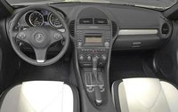 2011 Mercedes-Benz SLK-Class, Interior View, interior, manufacturer
