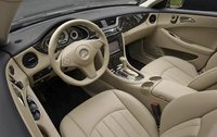2011 Mercedes-Benz CLS-Class, Interior View, interior, manufacturer