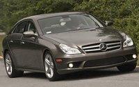2011 Mercedes-Benz CLS-Class, Front Right Quarter View, exterior, manufacturer
