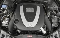 2011 Mercedes-Benz CLS-Class, Engine View, engine, manufacturer