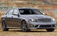2011 Mercedes-Benz C-Class, Front Right Quarter View, exterior, manufacturer