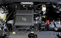 2011 Mazda Tribute, Engine View, engine, manufacturer