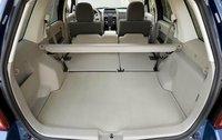 2011 Mazda Tribute, Interior Cargo View, interior, manufacturer