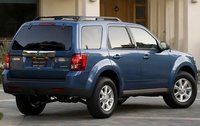 2011 Mazda Tribute, Back Right Quarter View, manufacturer, exterior