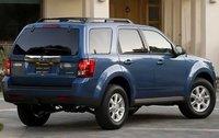 2011 Mazda Tribute, Back Right Quarter View, exterior, manufacturer