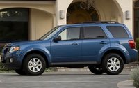 2011 Mazda Tribute, Left Side View, manufacturer, exterior