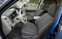 2011 Mazda Tribute, Interior View, interior, manufacturer