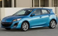 2011 Mazda MAZDA3, Left Side View, manufacturer, exterior