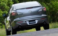 2011 Mazda MAZDA3, Back View, exterior, manufacturer