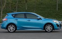 2011 Mazda MAZDA3, Right Side View, manufacturer, exterior