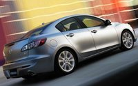 2011 Mazda MAZDA3, Back Right Quarter View, exterior, manufacturer