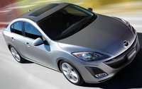 2011 Mazda MAZDA3, Overhead View, exterior, manufacturer