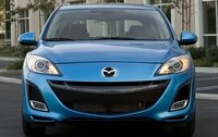 2011 Mazda MAZDA3, Front View, exterior, manufacturer