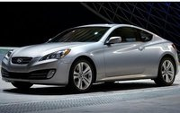 2011 Hyundai Genesis Coupe, Left Side View, exterior, manufacturer