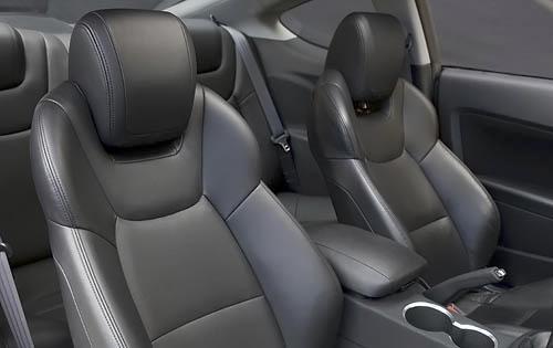 2011 Hyundai Genesis Interior. 2011 Hyundai Genesis Coupe