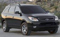 2011 Hyundai Veracruz Picture Gallery