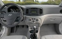 2011 Hyundai Accent, Interior View, interior, manufacturer