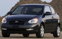 2011 Hyundai Accent, Front Left Quarter View, exterior, manufacturer