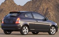 2011 Hyundai Accent, Back Right Quarter View, exterior, manufacturer