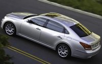 2011 Hyundai Equus, Left Side View, exterior, manufacturer
