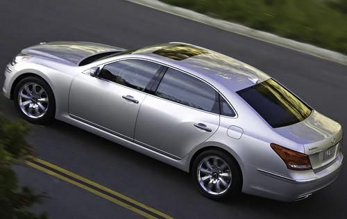 2014 Hyundai Equus Review Cargurus