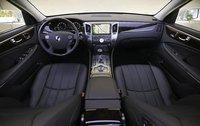 2011 Hyundai Equus, Interior View, interior, manufacturer