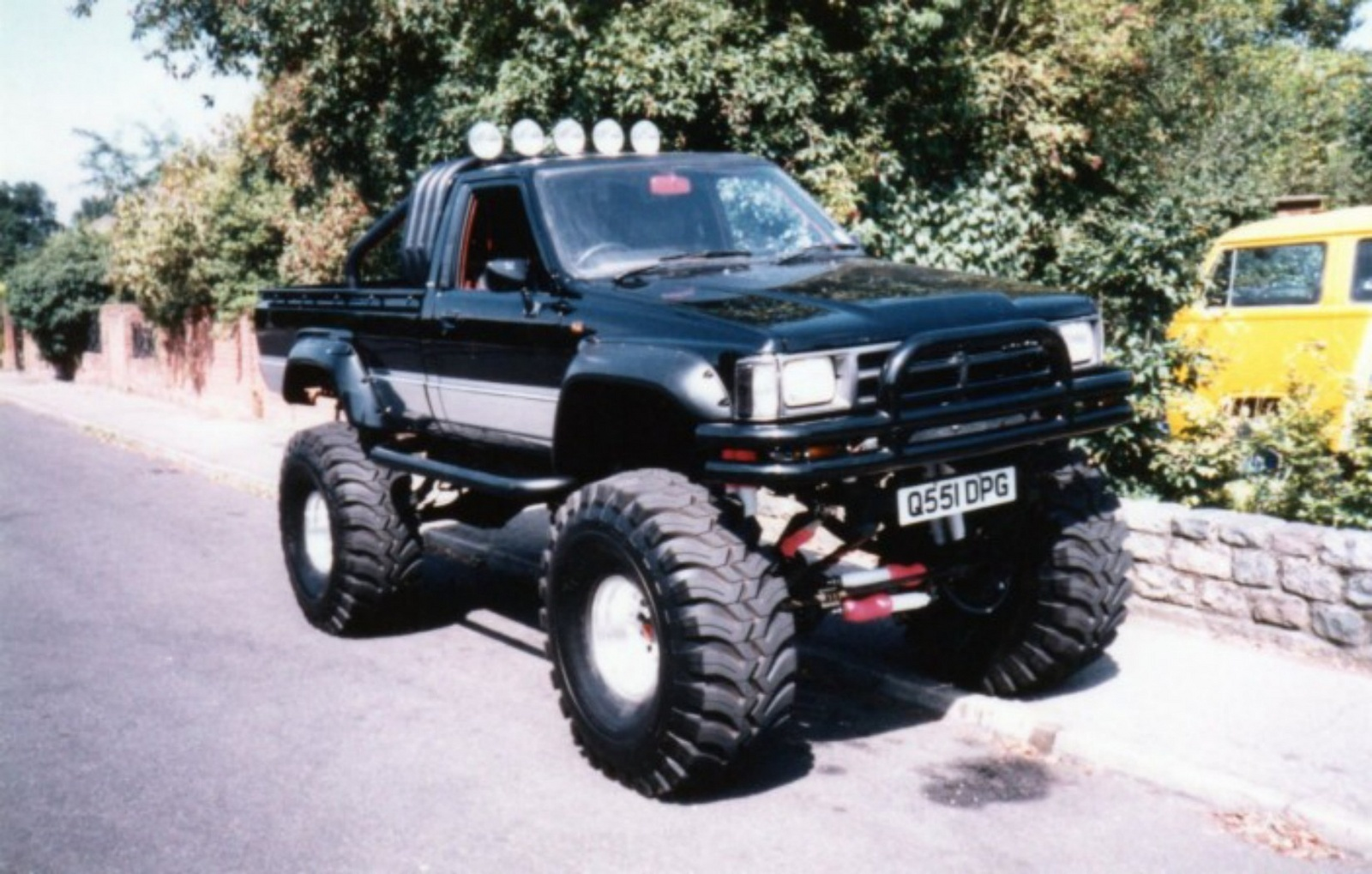 Toyota Hilux Questions New To 4x4 Cargurus