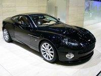 2003 Aston Martin V12 Vanquish Overview