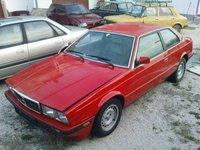 1982 Maserati Biturbo Overview