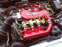 Picture of 1996 Opel Vectra, engine