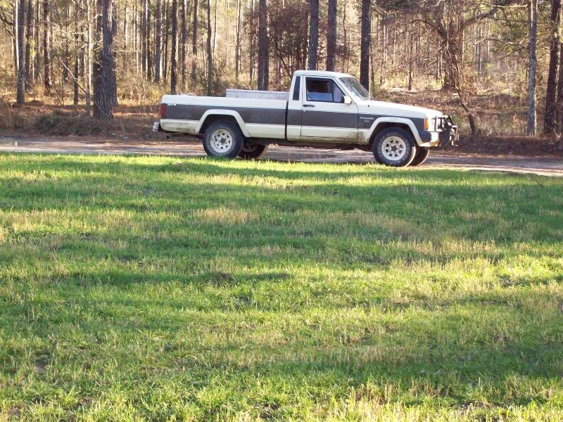 Jeep Comanche Questions 87 Comanche Runs Hot Cargurus