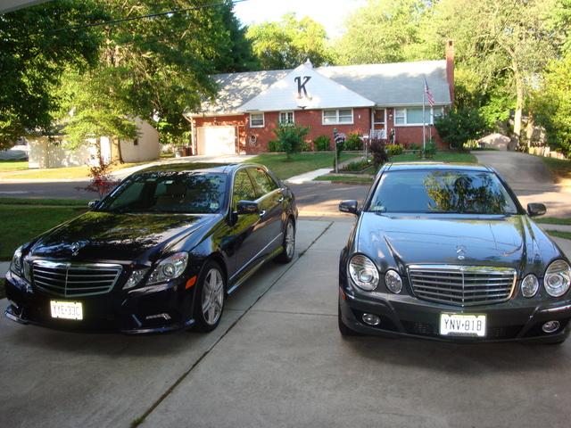 2009 Mercedes-Benz E-Class E 320 BlueTEC, 09 vs 10..I like my 09!, exterior, gallery_worthy