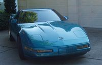 1994 Chevrolet Corvette Base, Picture of 1994 Chevrolet Corvette 2 Dr STD Hatchback, exterior
