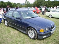 1994 BMW 3 Series 323i, My other car that went to the show in place of my E30, exterior