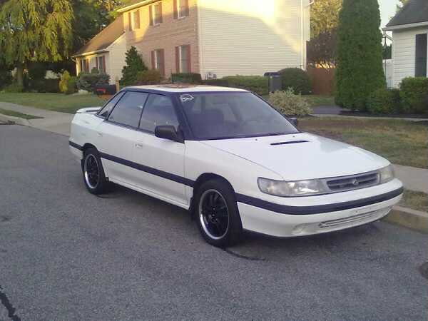 1993 subaru legacy 4 dr sport turbo awd sedan the turbo door stop