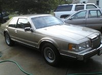 1988 Lincoln Mark VII, More side, exterior, gallery_worthy