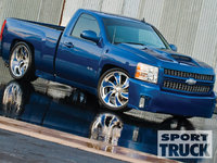 Picture of 2007 Chevrolet Silverado Classic 1500 LS 4WD, exterior, gallery_worthy