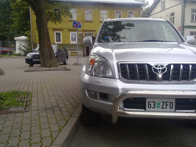 Picture of 2003 Toyota Land Cruiser Prado