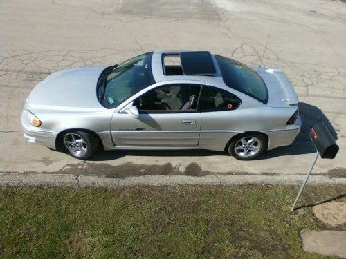 2002 Pontiac Grand Am - Pictures - 2002 Pontiac Grand Am GT Coupe ...